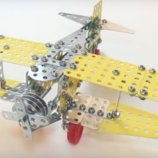 Конструктор металлический Воздушный транспорт Технок , арт. 1042Х