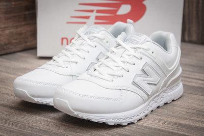 Кроссовки мужские New Balance 574,кожа,белый  1180 грн - кроссовки в ... 8367f08d506