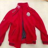 Куртка кофта флис Moncler