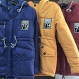 Демисезонная куртка Парка для мальчиков от производителя