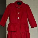 Пальто на 4-5 лет