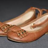Туфли кожаные M&S,размер 27 или 9