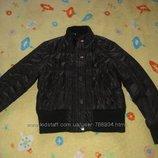 Куртка Y.D Англия на 146-152 рост. Демисезонная осень-весна. Новая-Не Ношеная. Куртка на утеплителе.