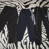 Штаны спортивные Adidas Clima Lite на 11-14 лет 146-164 рост..Замеры черные Adidas 13-14 лет 158-164