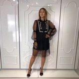 Платье вечернее Yves Saint Laurent YSL