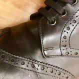Ботинки кожа Англия