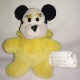 Disney Mickey дисней Винтажная коллекционная маленькая игрушка микки маус ребенок игрушка кукле