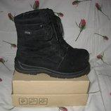 Сапоги ботинки термо Rohde мембраной Sympa-Tex Германия 38 размер по стельке 25 см.Кожаные, Зимние .