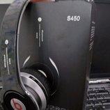 Беспроводные наушники с MP3 плеером, blutooth Monster Beats S450