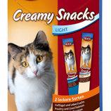 Жидкое лакомство для кота Creamy Snacks