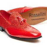 rossellini collezione italiana туфли 7 р. 40-41 по ст 27 см