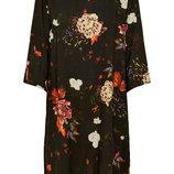 Очень красивое платье с цветочным принтом ONLY размер S