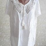 Блузка красивенная бренд р.56
