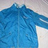 Куртка ветровка Picopiano Германия на 140 рост.Новая. Непромокаемая , ветрозащитная , водоотталкиваю