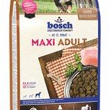 Корм для взрослых собак больших пород Bosch HPC Adult Maxi