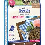 Корм для собак средних пород Bosch HPC Junior Medium
