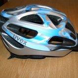 Шлем велосипедный Uvex для активного отдыха защита головы