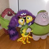 Мягкие игрушки из мультфильма Дисней Дісней disney