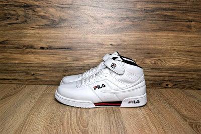 9a6489bf Кроссовки мужские Fila Original Fitnes Premium white высокие. Previous Next