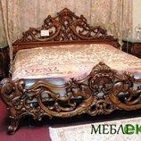 Эксклюзивная мебель, Кровать Резная Царевич
