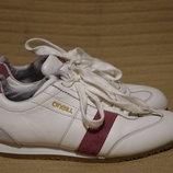 Легкие комбинированные кожаные фирменные кроссовки O'Neill Сша 36 р.