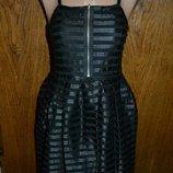 Коктейльное платье, вечернее платье, нарядное платье, чёрное короткое платье, платье с юбкой колокол