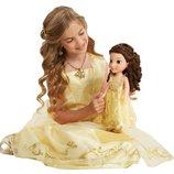 Кукла Белль на балу Красавица и Чудовище Disney Beauty & The Beast Live Act