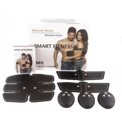 Тренажер для пресу - міостимулятор м'язів Smart Fitness EMS fit boot toning