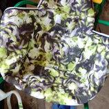 Подстилка детское одеялко в санки