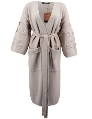 вязаное пальто Loro Piana кашемировое 6300 грн женские ветровки