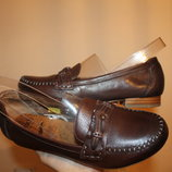 рр 39-24,7 см стильные удобные туфли балетки Caprice кожа