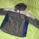 Куртка английского бренда Explorer оригинал на 140 рост .Зимняя. В идеальном состоянии. Куртка на те