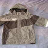 Куртка Box Now Collection Англия на 140 рост. Осень-Евро зима , .Куртка на утеплителе подкладка флис