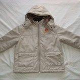 Куртка Team Германия оригинал на 122-128 рост. Демисезонная осень-весна. Куртка на утеплителе. . Неп