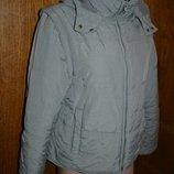 Куртка-Жилетка S-M, куртка демисезонная женская, стёганая жилетка, стёганая куртка, куртка женская