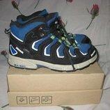 Ботинки термо Meindl Gore-Tex Германия 37 размер по стельке 24 см.Кожаные, Зимние . В идеальном сост