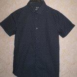 рубашка тениска FF 10-11 лет 146 см 100% котон
