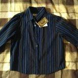 Рубашка Rebel на 3-4 года