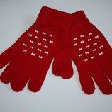 Перчатки для девочки или подростка