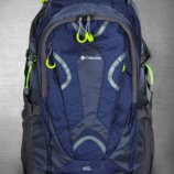 Рюкзак велосипедный туристический Columbia Runner blue