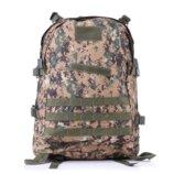 Армейский походный рюкзак Bulat green pixel