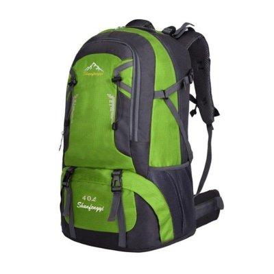 Рюкзак походный Alpine play green
