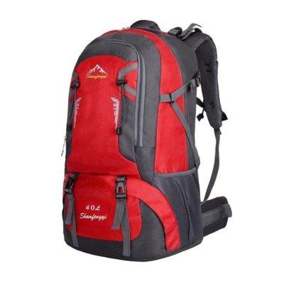 Рюкзак походный Alpine play red
