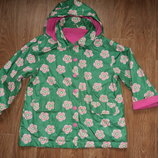 Куртка ветровка Toby Tiger непромокаемая 3-6 лет