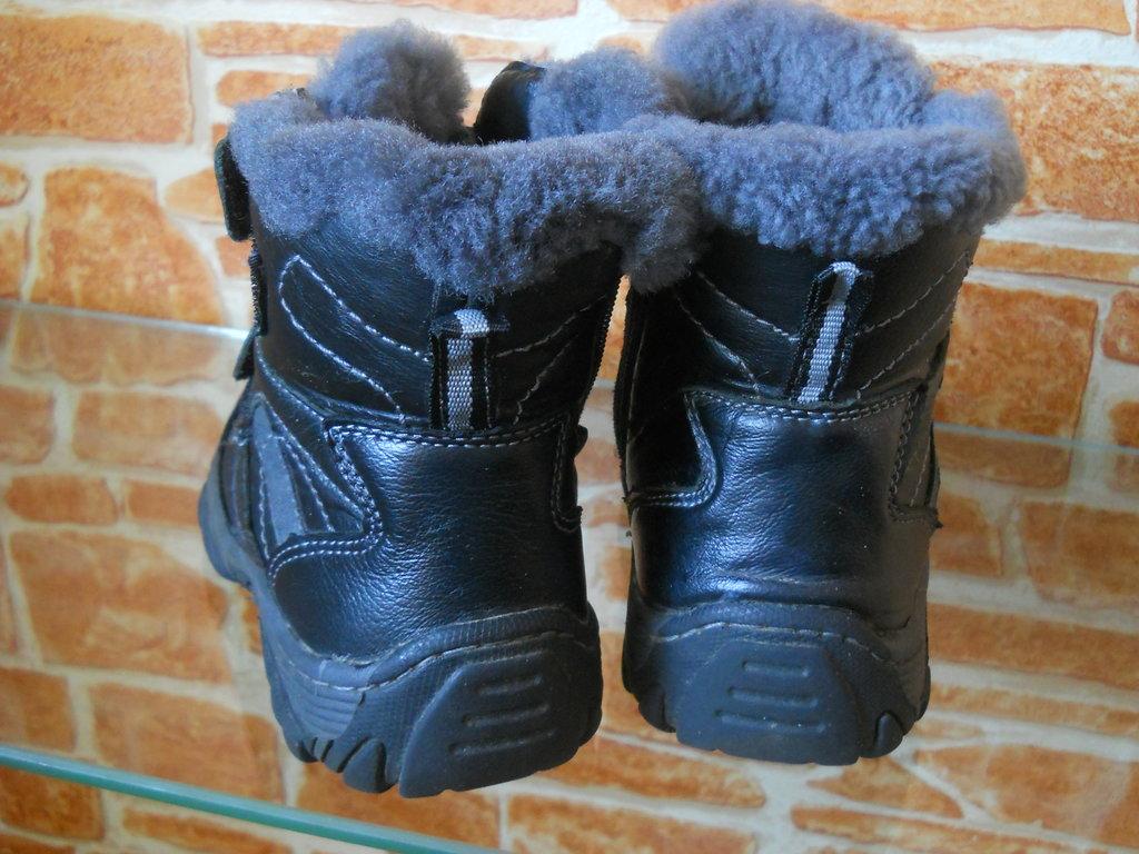 1a97db5cd9f057 Зимові черевички Clibee 28 розмір . довжина стельки 17,5 см: 120 грн -  зимняя обувь в Львове, объявление №16066155 Клубок (ранее Клумба)