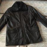 кожаная куртка рL