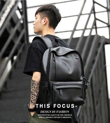 Кожаный рюкзак с usb. Сумка. Крутой портфель кожа. Мужской рюкзак для ноутбука