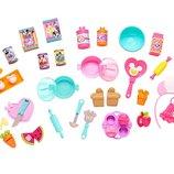 Just Play Набор для кухни с минни 54 предмета Minnie Bow-Tique Bowtastic Kitchen Accessory Set