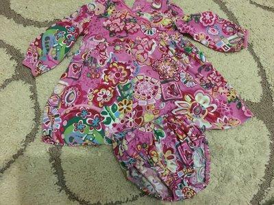 Набір,набор,плаття трусики,платье,платтячко 6-9місChildren's Place