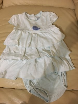 Набір,набор плаття трусики,летнее платье,літнє платтячко. Картерс,carter's 12міс